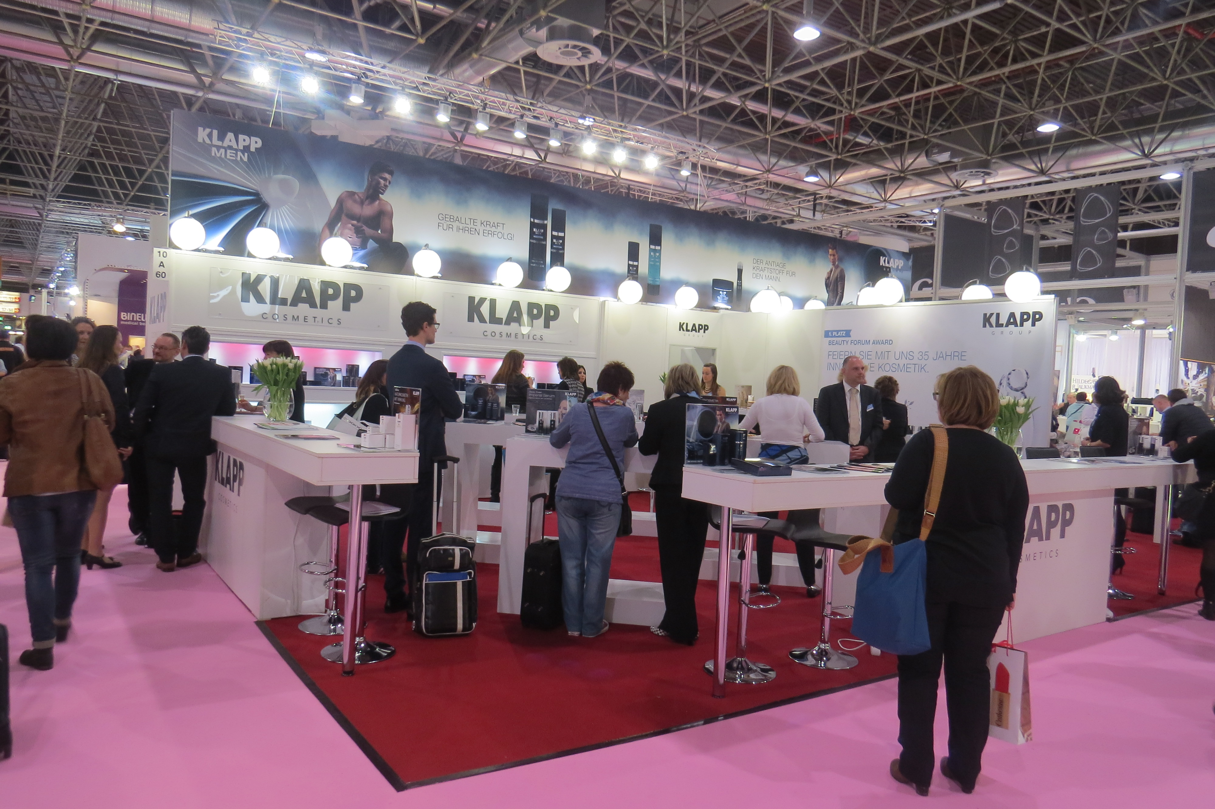 Beauty international 2015 show report trends travels for Salon international