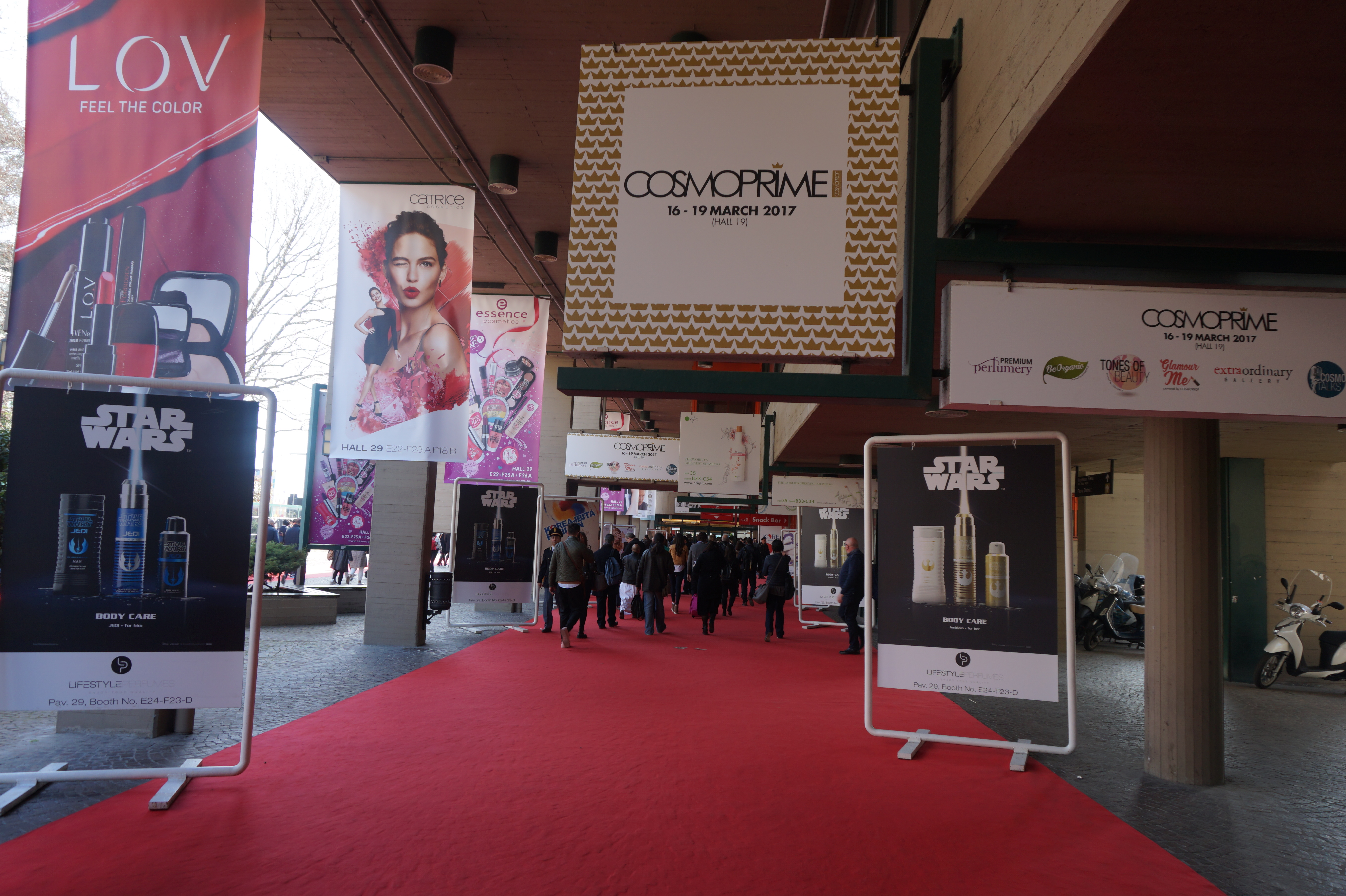 Cosmoprof Bologna 2017 Show Report Trends Travels